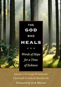 cover of The God Who Heals book