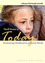 Their Name is Today book cover - a child holding on to her mother