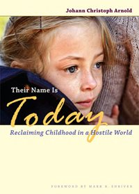 Their Name is Today book cover - a child holding on to her mother's arm