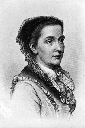 Julia Ward Howe, the original advocate for the holiday we know today as Mother