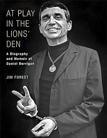 cover, At Play in the Lions Den by Jim Forest