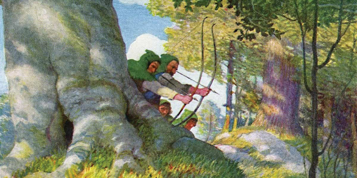 Robin Hood Economics How Should The Wealth Of The World